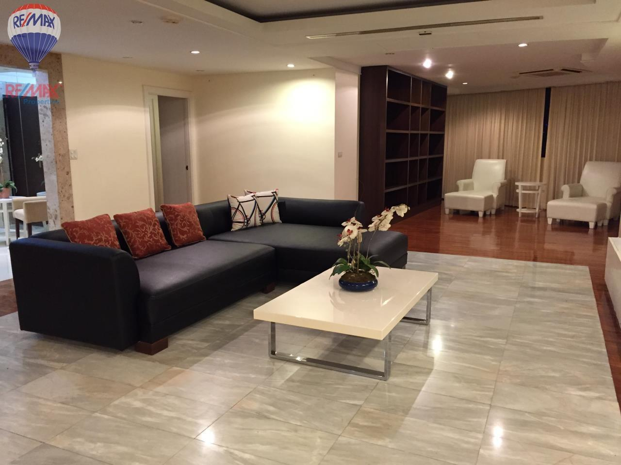 RE/MAX Properties Agency's SALE/RENT 4 Bedroom 260 Sq.m at President park  5