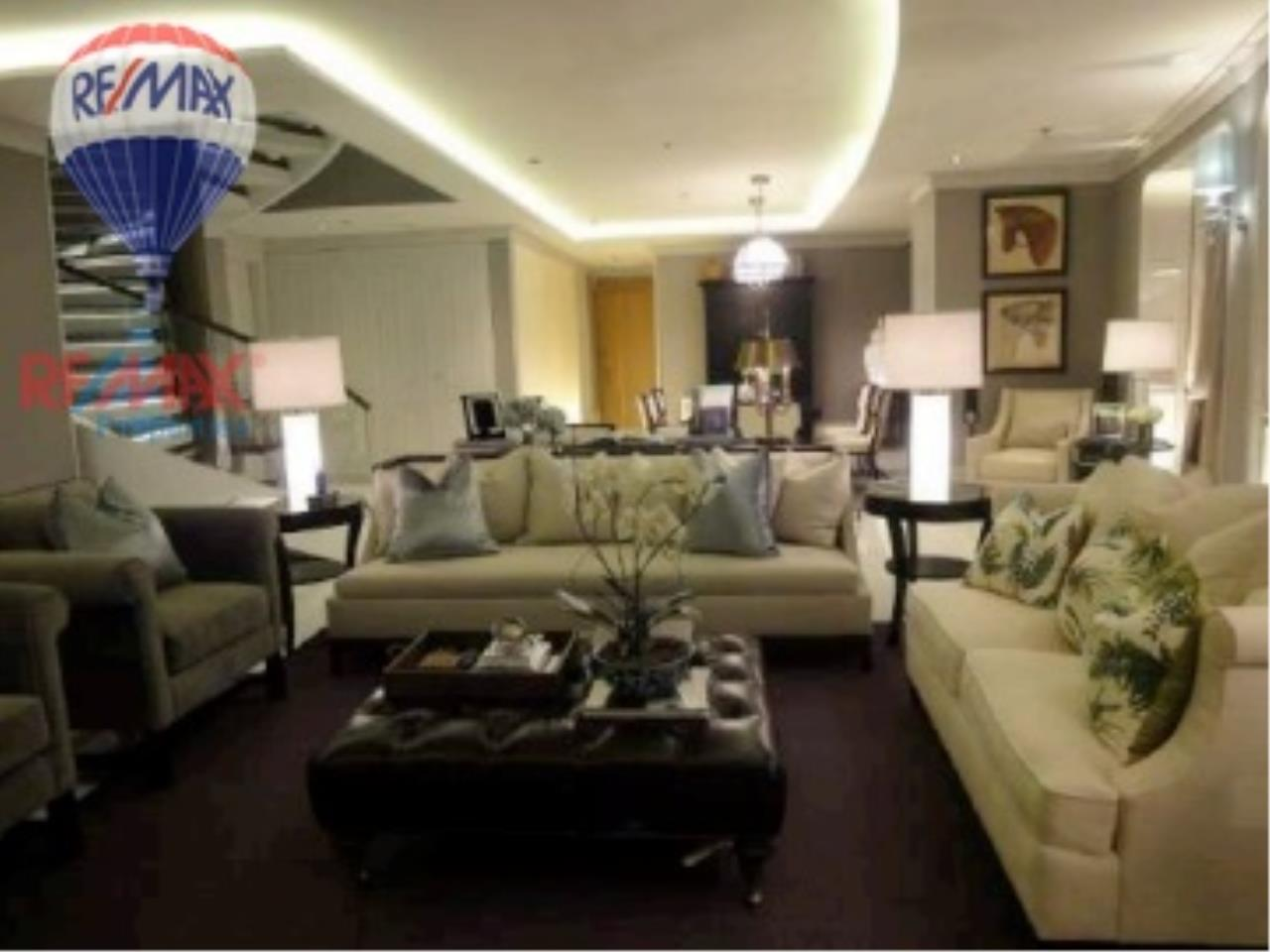 RE/MAX Properties Agency's SALE 3 Bedroom 235 Sq.m Duplex Penthouse at Millennium Residence 9