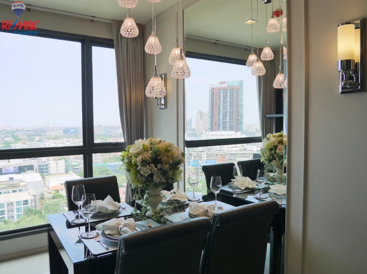 RE/MAX Properties Agency's RHYTHM Sukhumvit 44 4