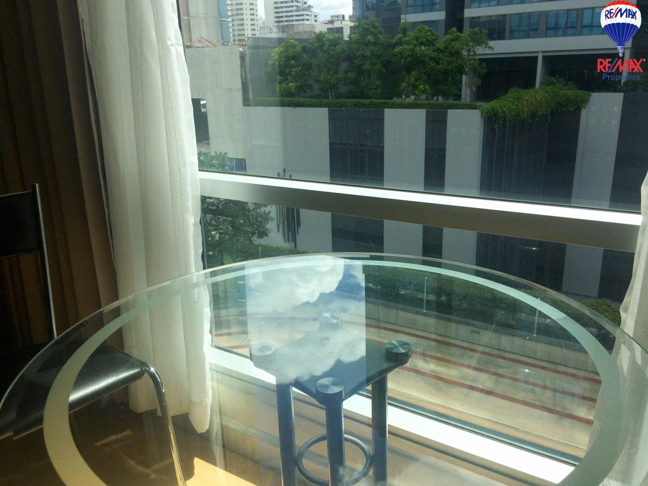 RE/MAX Properties Agency's Studio style for rent at The Trendy condo 5