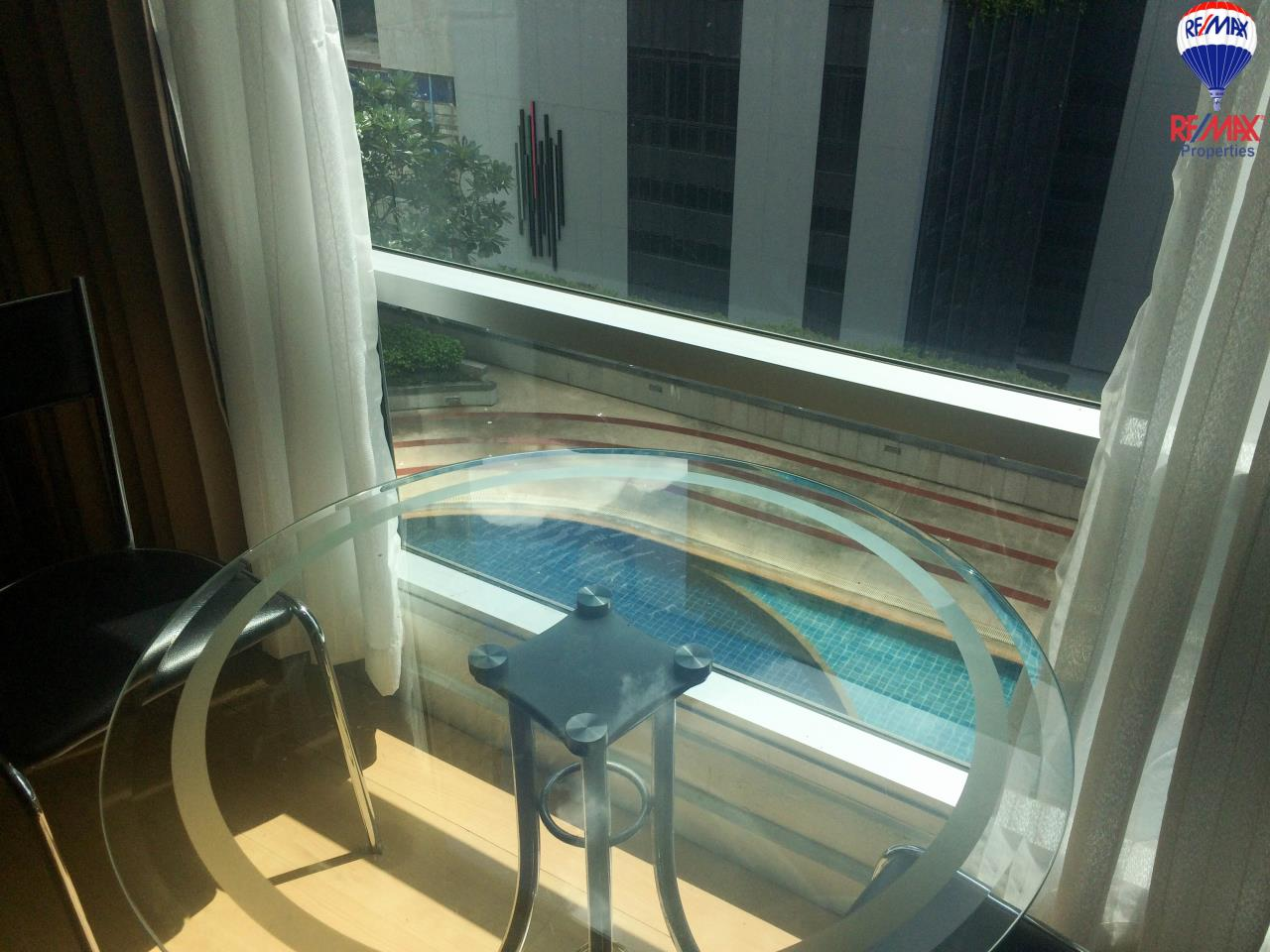 RE/MAX Properties Agency's Studio style for rent at The Trendy condo 9