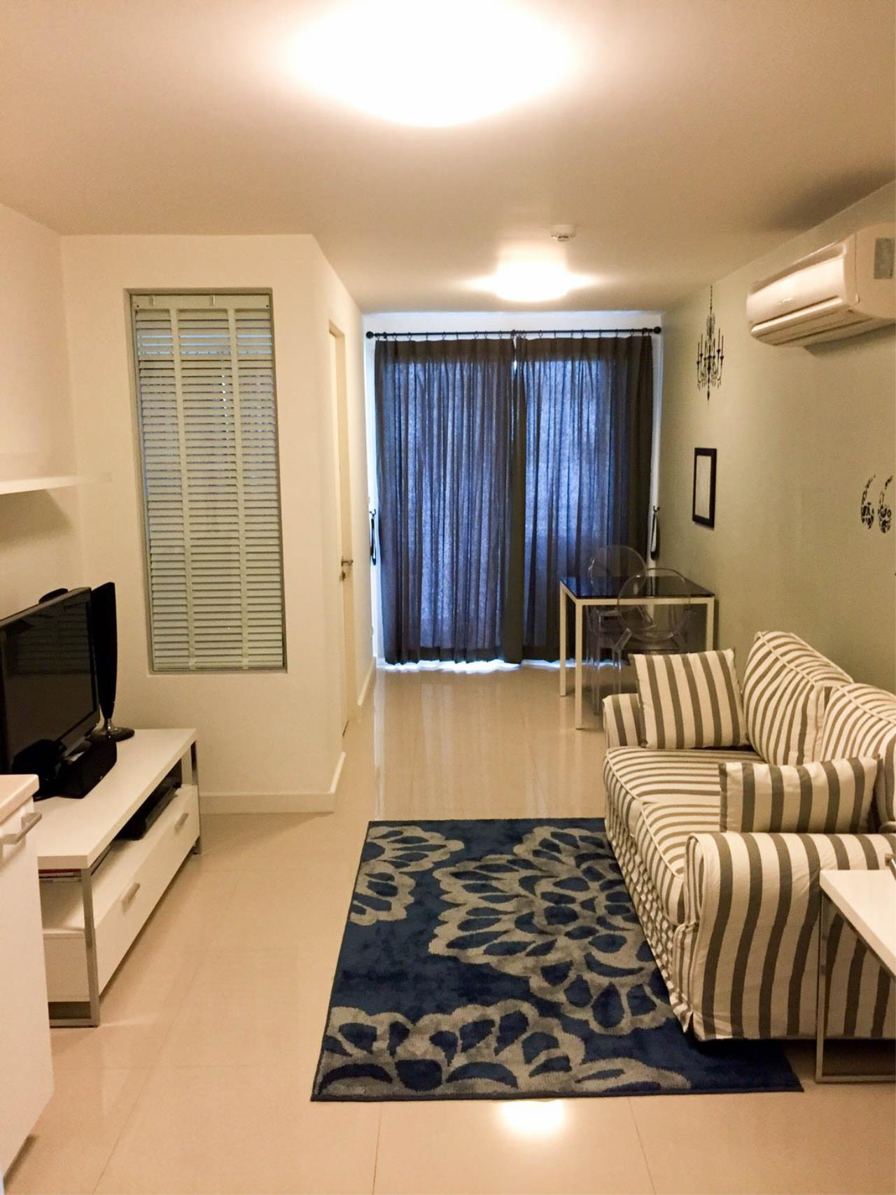 RE/MAX Properties Agency's 1 Bedroom 37 Sq.m for rent at Clover Thonglor 3