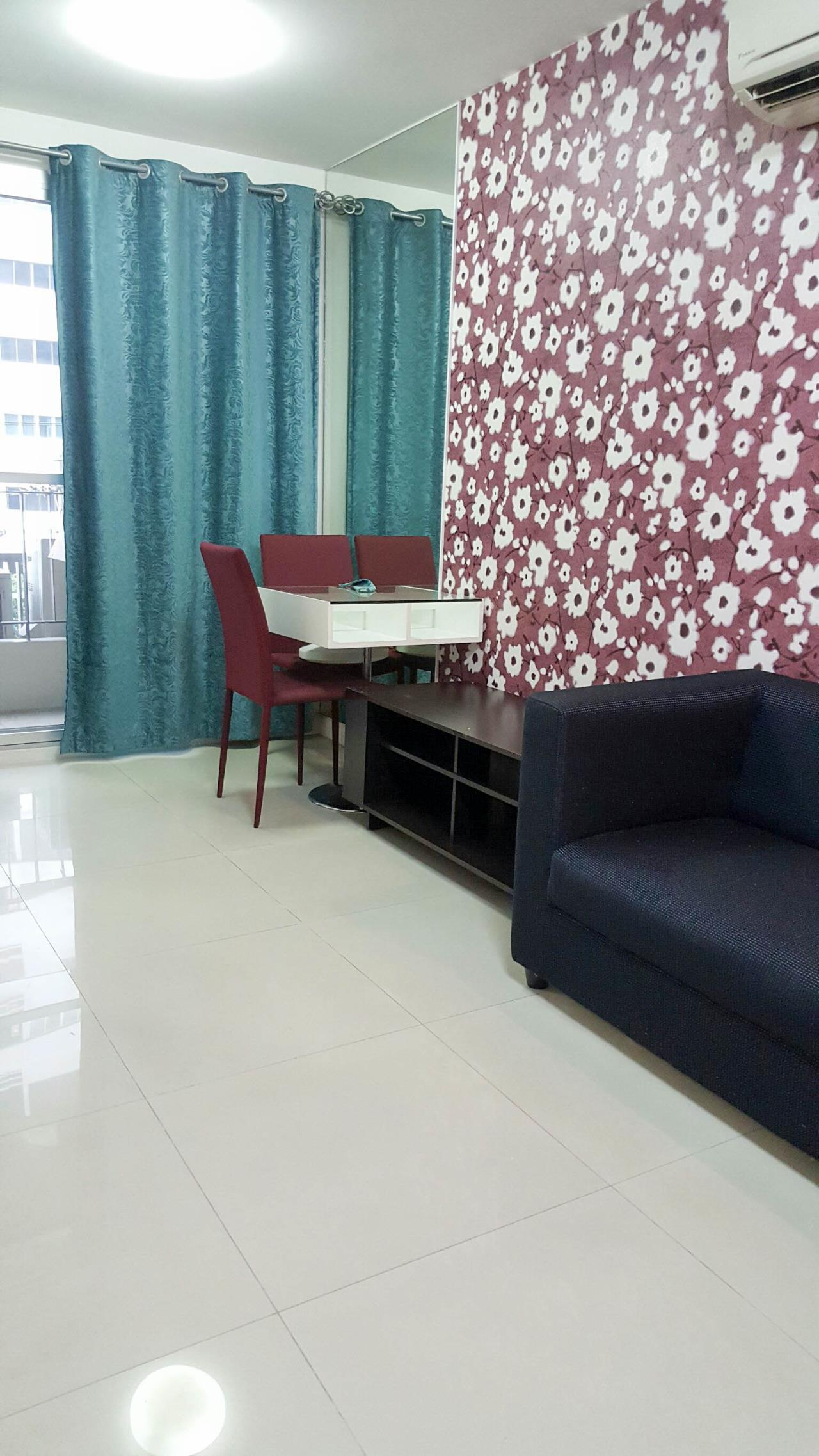 RE/MAX Properties Agency's 1 Bedroom 37 Sq.m for rent at Clover Thonglor 5