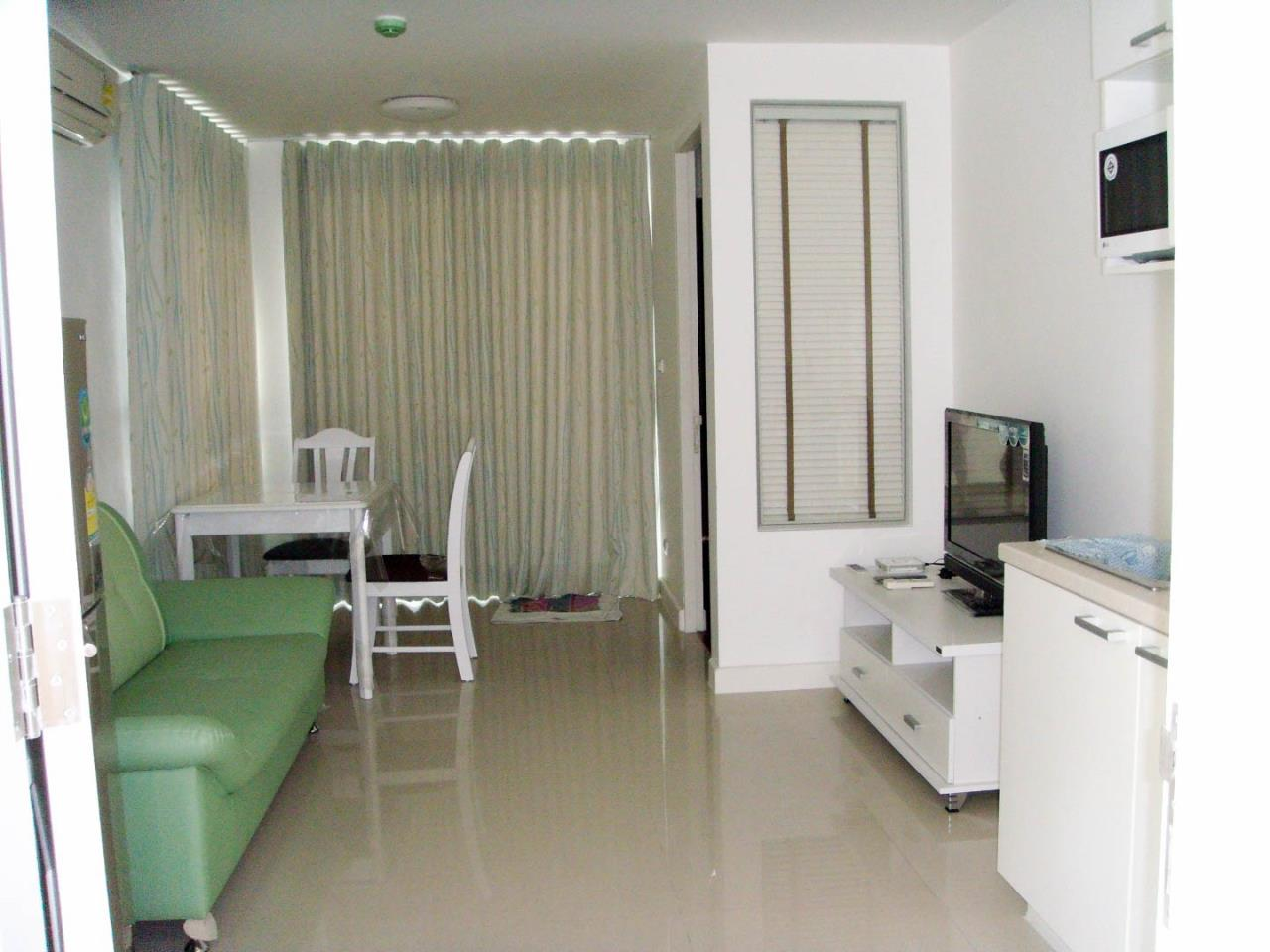 RE/MAX Properties Agency's 1 Bedroom 37 Sq.m for rent at Clover Thonglor 2