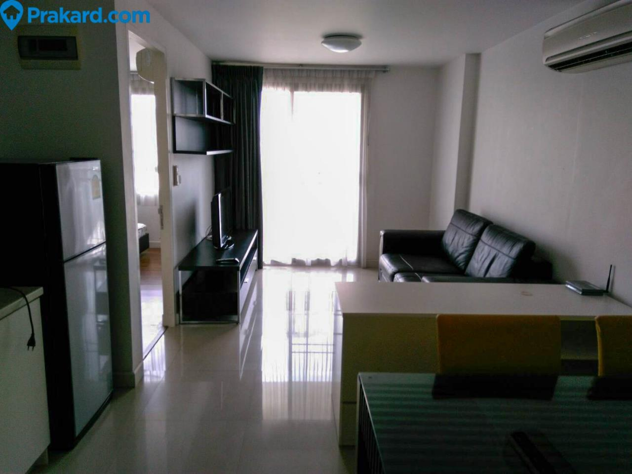 RE/MAX Properties Agency's 1 Bedroom 44 Sq.m for rent at Clover Thonglor 1