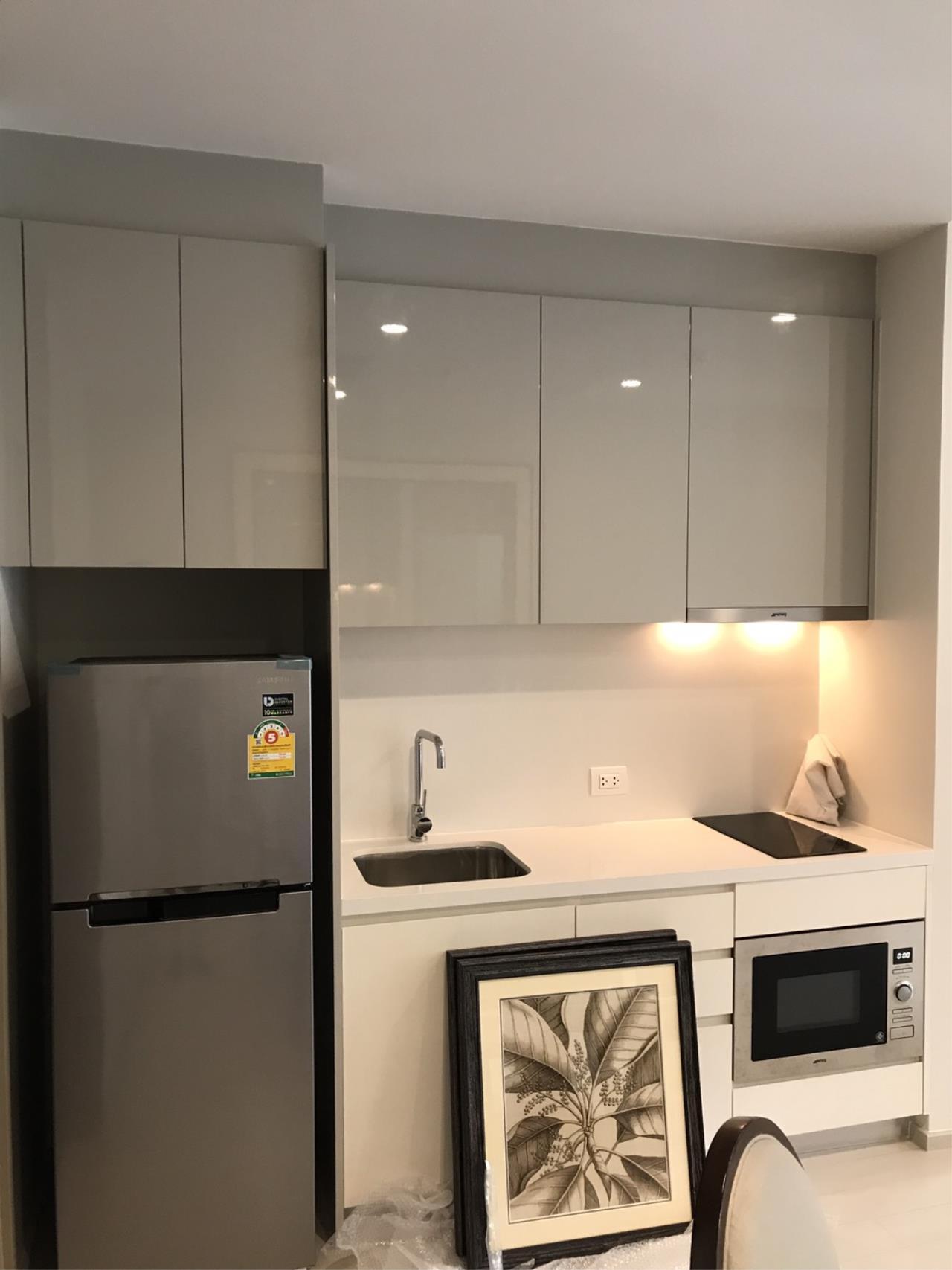 RE/MAX Properties Agency's 1 Bedroom for Rent Noble Ploenchit 3