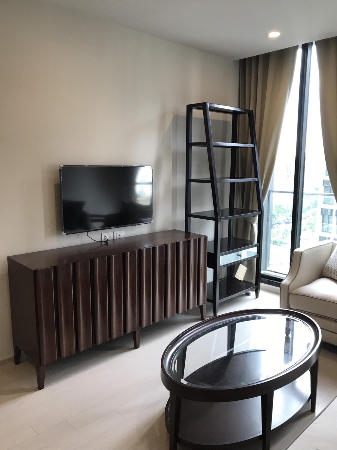 RE/MAX Properties Agency's 1 Bedroom for Rent Noble Ploenchit 4