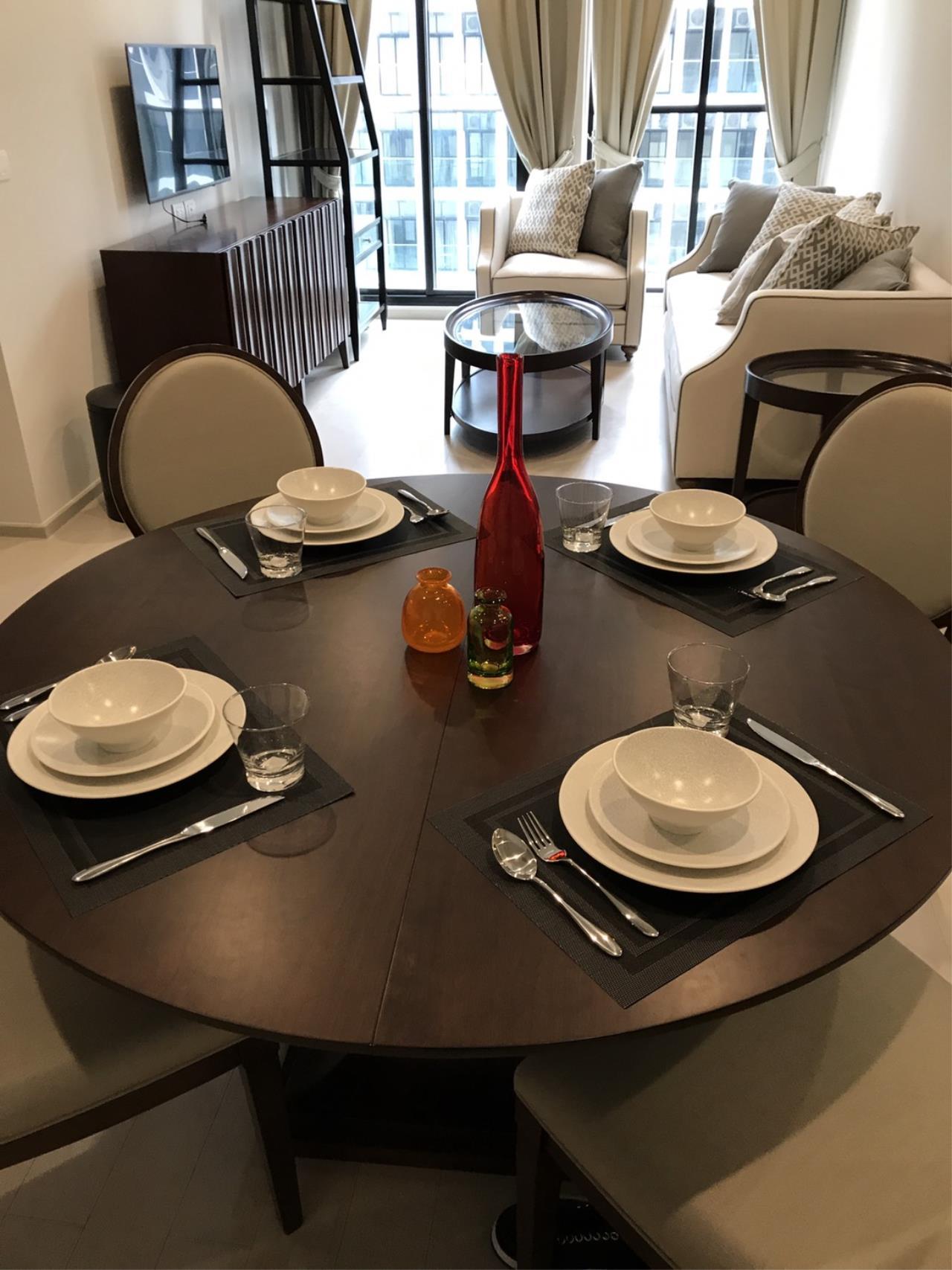 RE/MAX Properties Agency's 1 Bedroom for Rent Noble Ploenchit 5