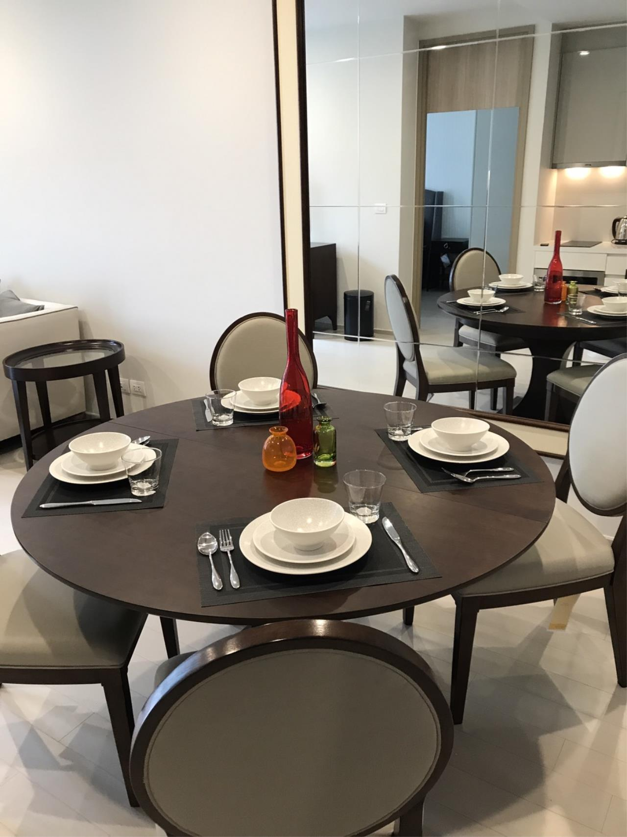RE/MAX Properties Agency's 1 Bedroom for Rent Noble Ploenchit 6