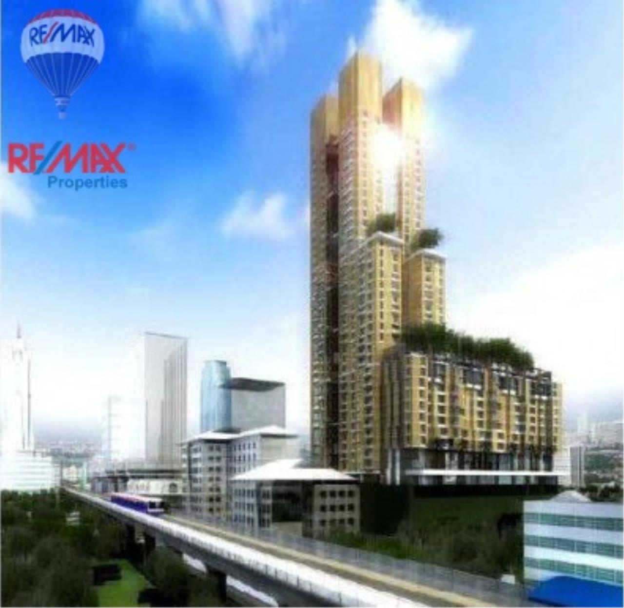 RE/MAX Properties Agency's For RENT !! 1 bedrooms 71 sqm @ Hansar Rajdamri 1