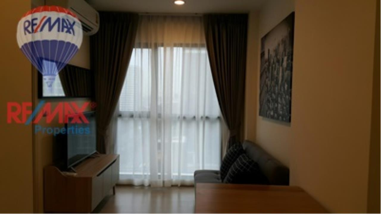RE/MAX Properties Agency's For Rent!! 1 Bedroom 28 Sq.m @Rhythm Asoke 2 6