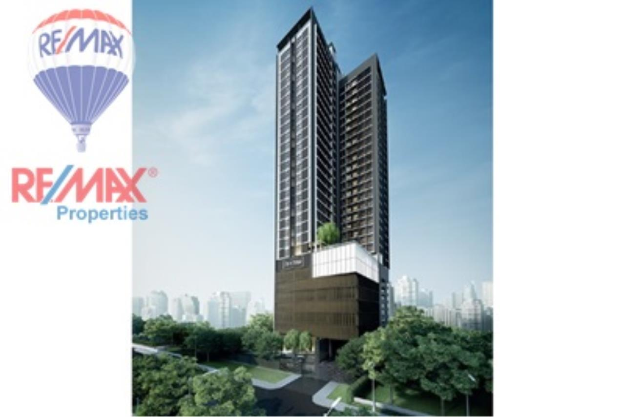 RE/MAX Properties Agency's For Rent!! 1 Bedroom 28 Sq.m @Rhythm Asoke 2 1