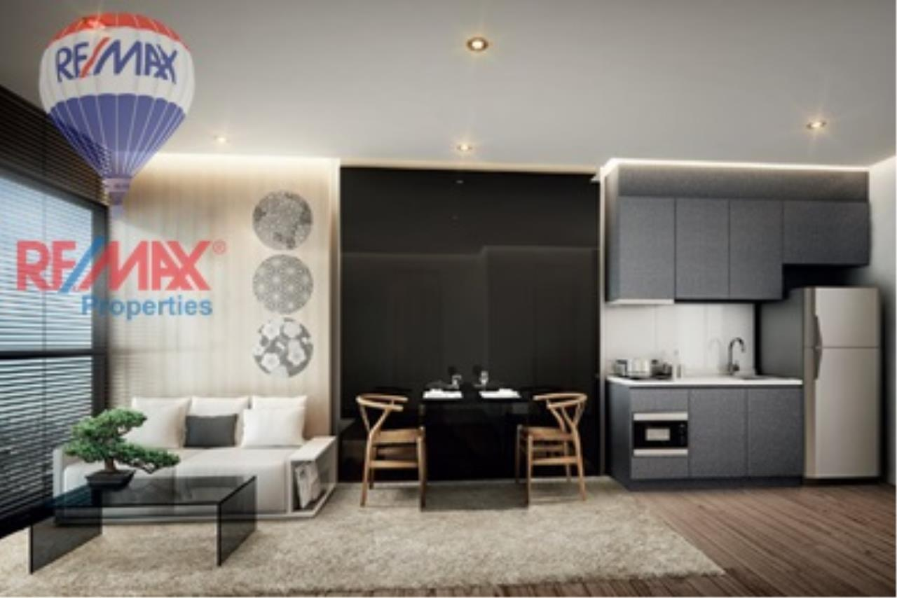 RE/MAX Properties Agency's For Rent!! 1 Bedroom 28 Sq.m @Rhythm Asoke 2 11
