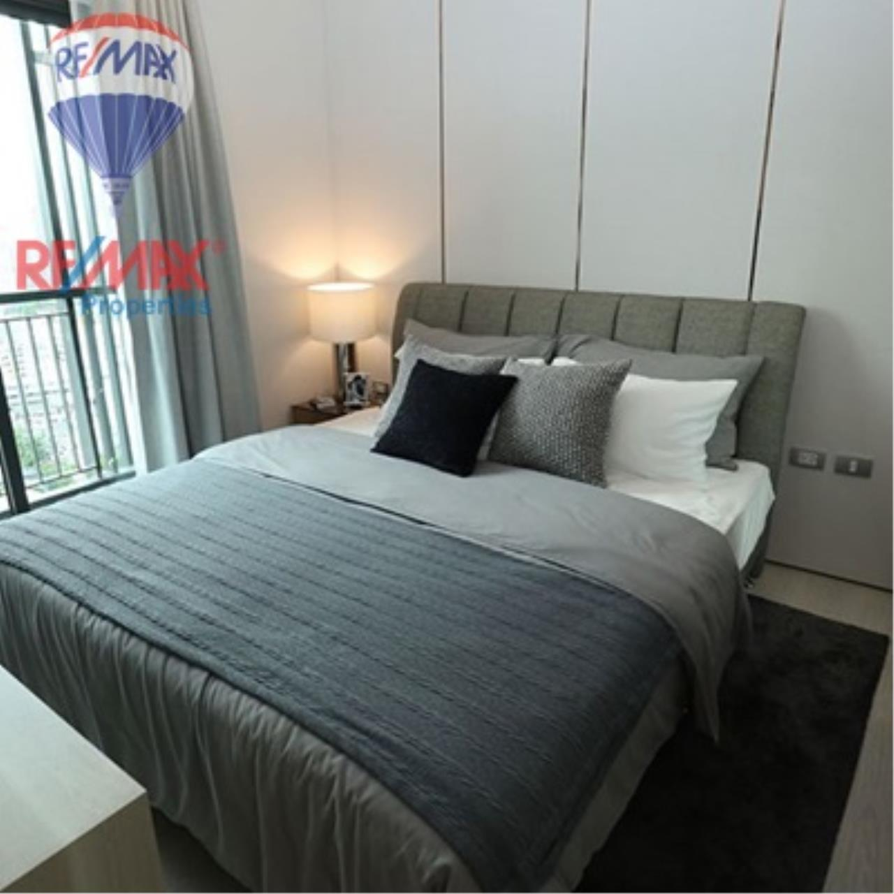 RE/MAX Properties Agency's FOR SALE - RHYTHM SUKHUMVIT 36-38 1 BED 33 SQM  7