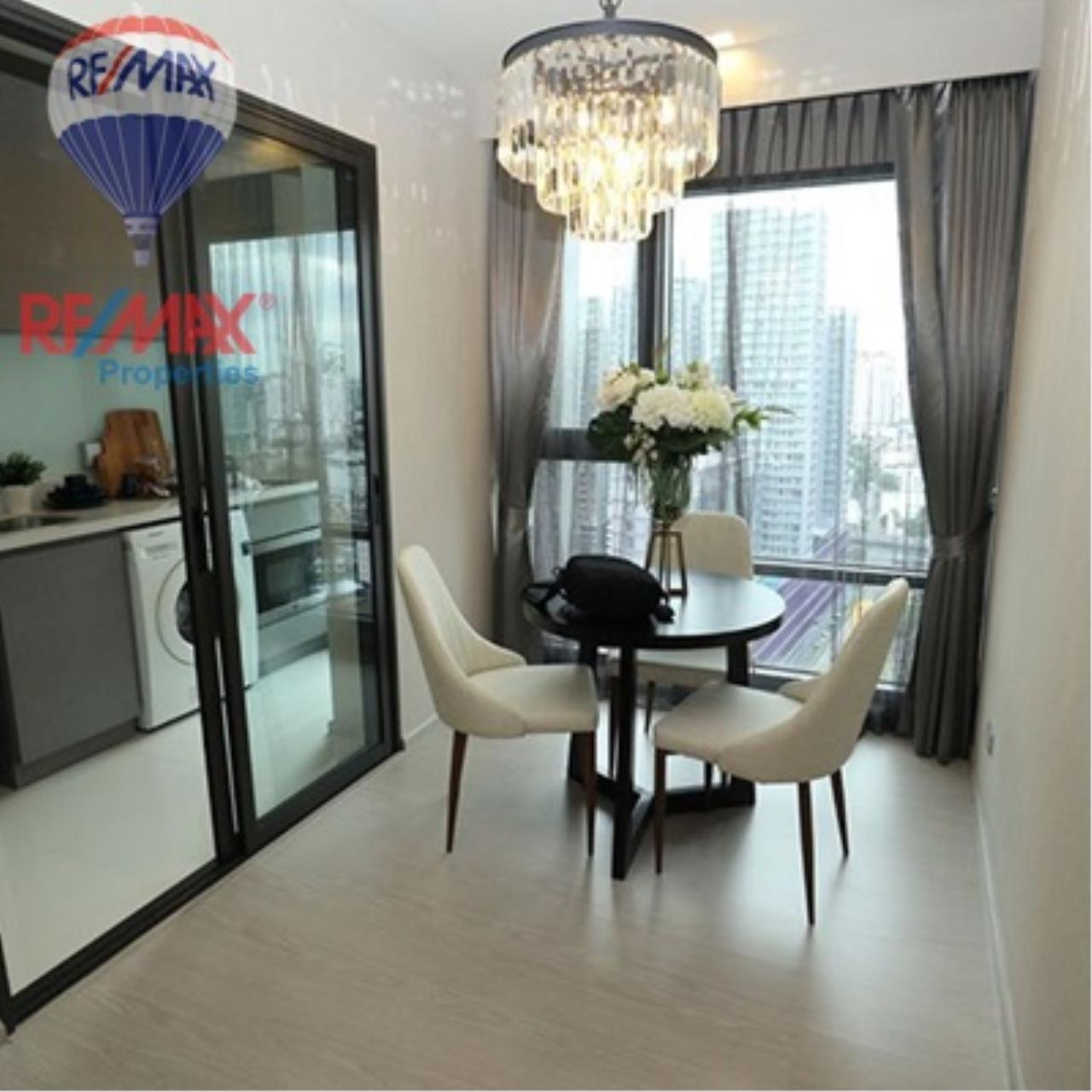 RE/MAX Properties Agency's FOR SALE - RHYTHM SUKHUMVIT 36-38 1 BED 33 SQM  1