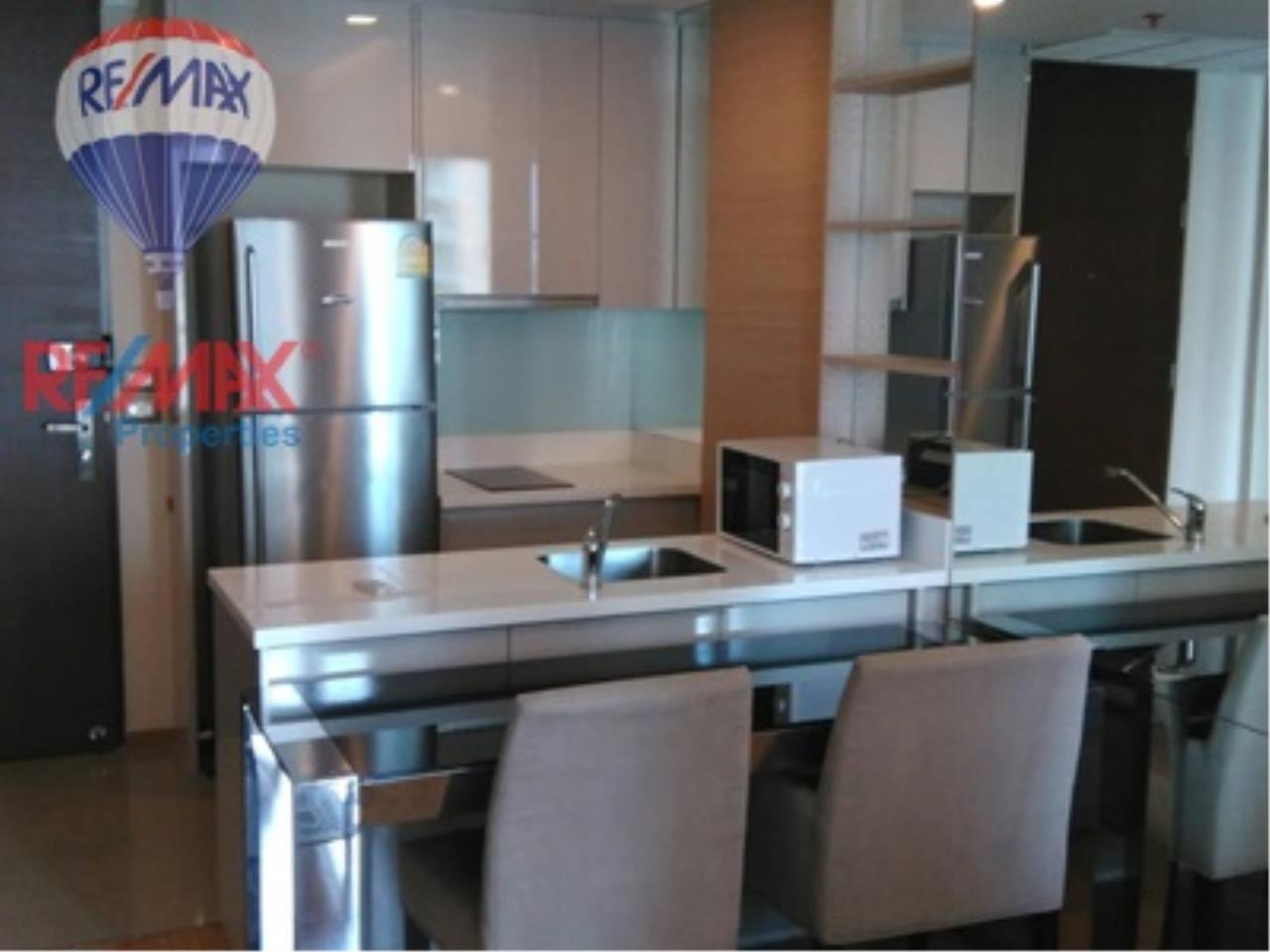 RE/MAX Properties Agency's For RENT!! The Address Asoke @Phetchaburi Road 12