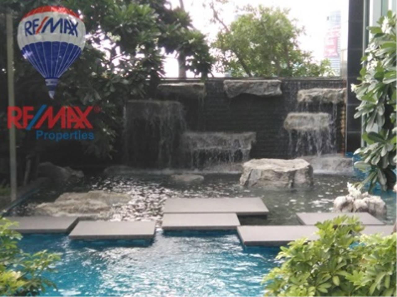 RE/MAX Properties Agency's For RENT!! The Address Asoke @Phetchaburi Road 15