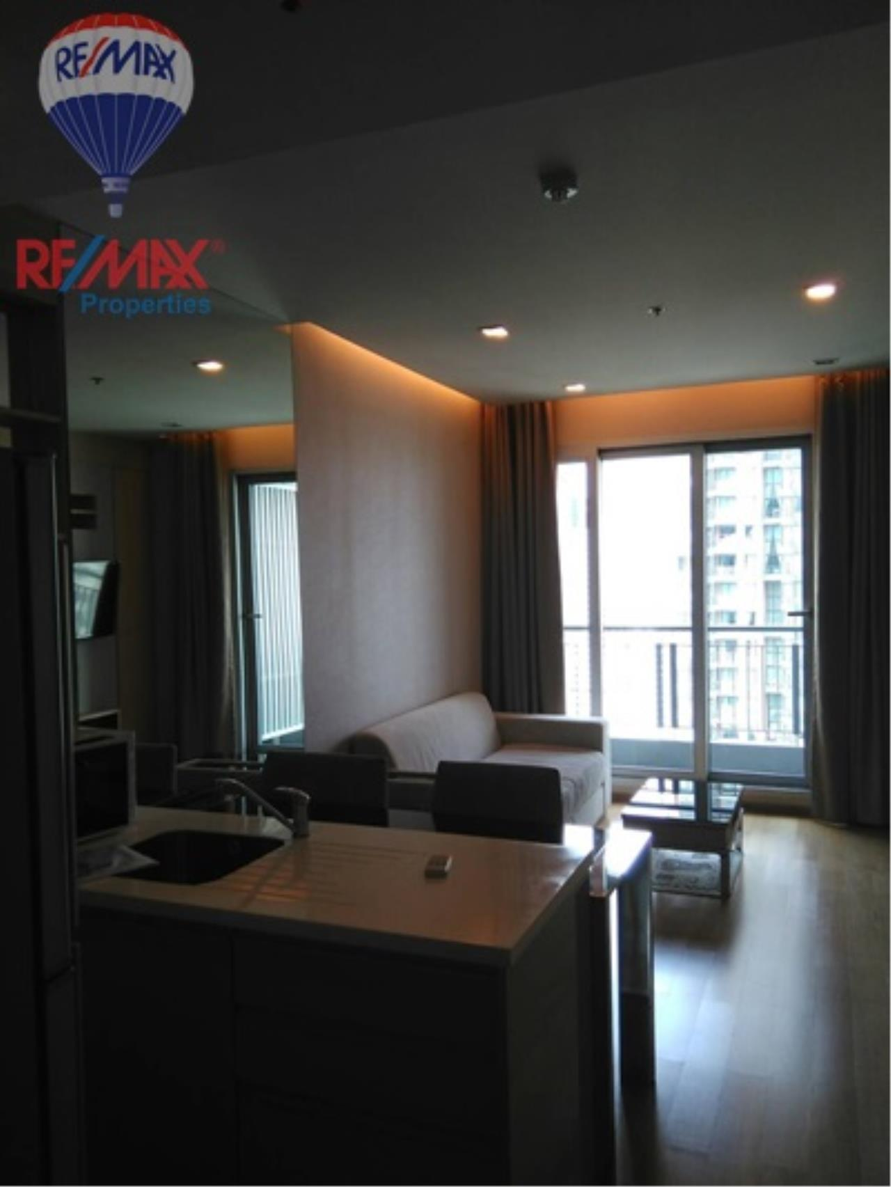 RE/MAX Properties Agency's For RENT!! The Address Asoke @Phetchaburi Road 18