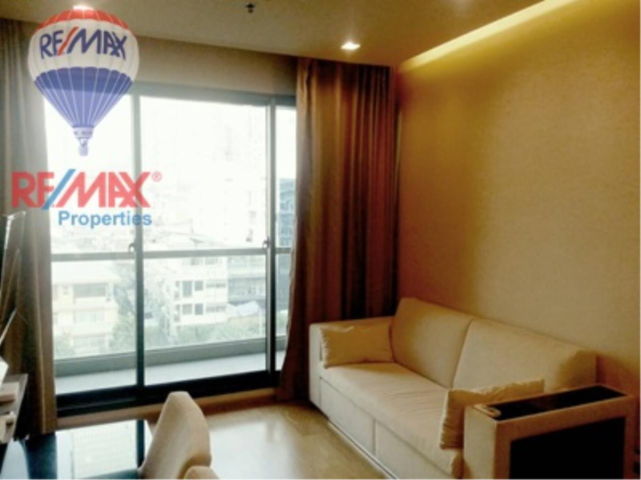 RE/MAX Properties Agency's For RENT!! The Address Asoke @Phetchaburi Road 4