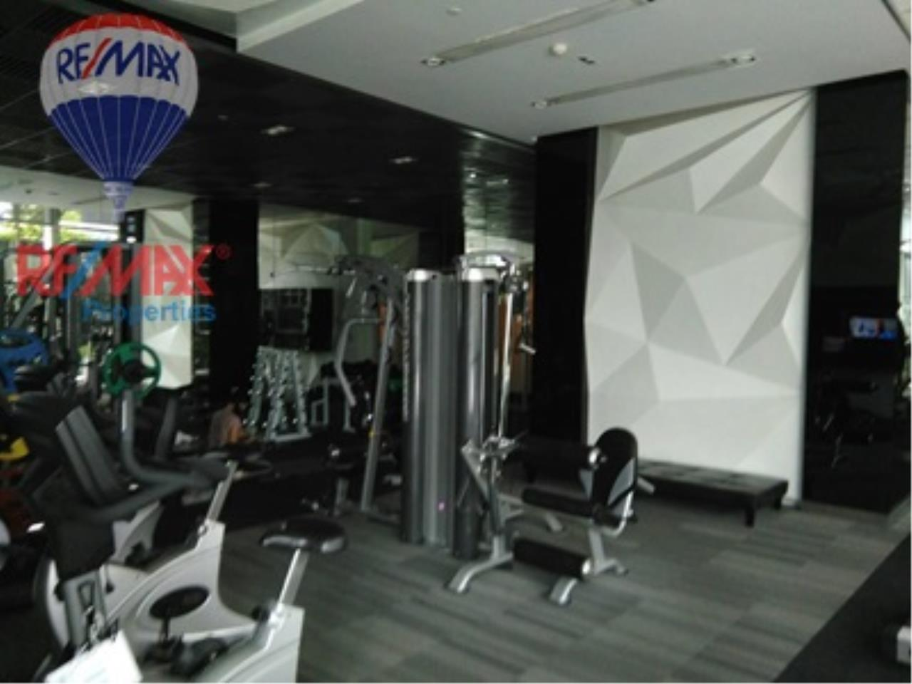 RE/MAX Properties Agency's For RENT!! The Address Asoke @Phetchaburi Road 9