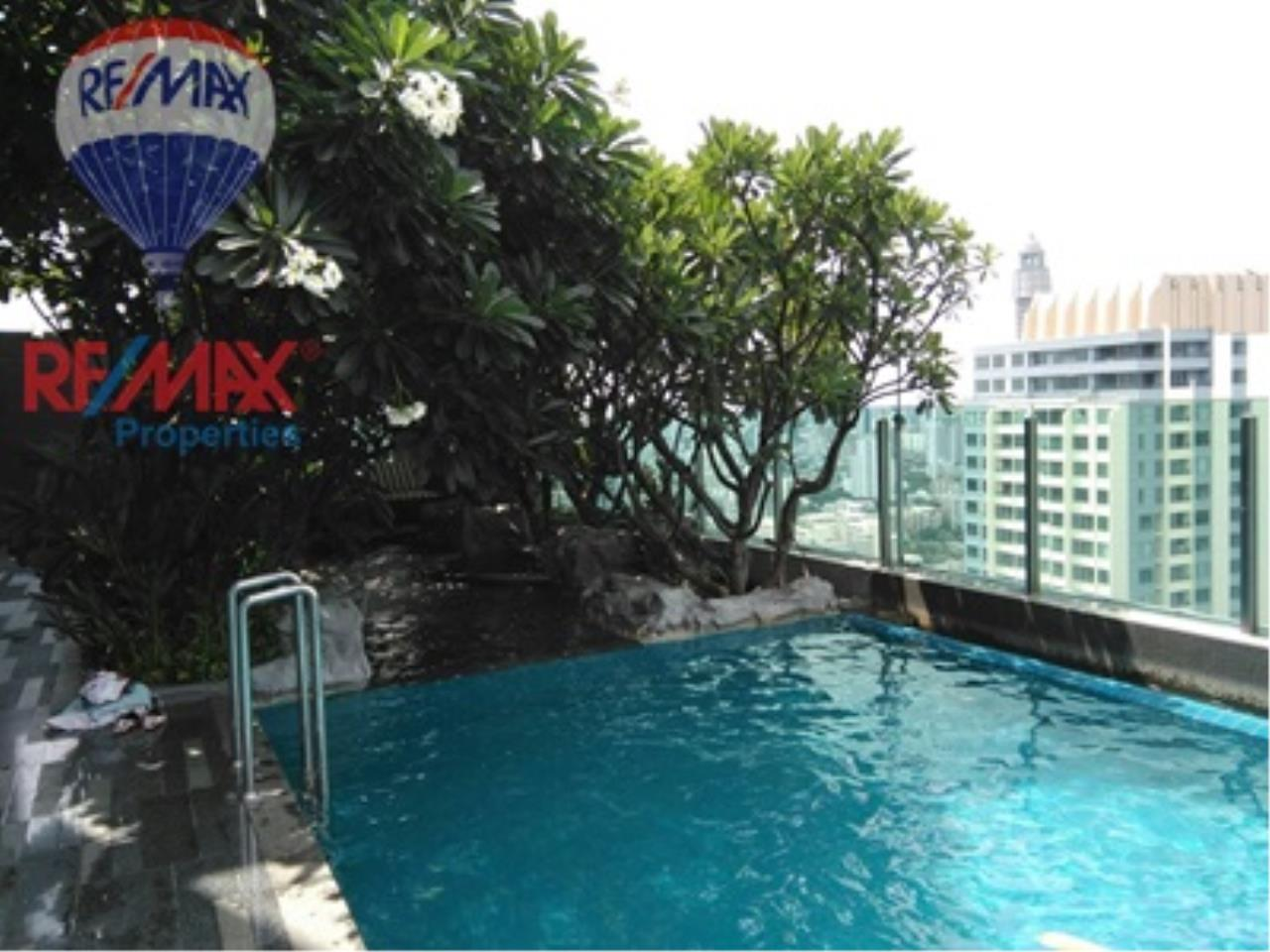 RE/MAX Properties Agency's For RENT!! The Address Asoke @Phetchaburi Road 10
