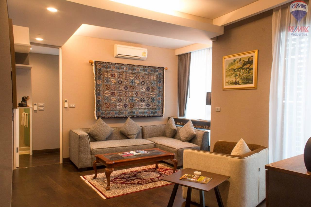 RE/MAX Properties Agency's FOR RENT The Lumpini 24 3BED 110SQM. 1