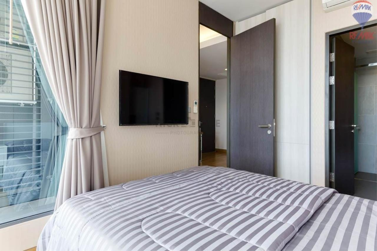 RE/MAX Properties Agency's FOR RENT The Lumpini 24 1BED 30SQM. 8