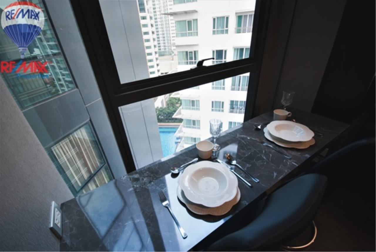 RE/MAX Properties Agency's FOR RENT The Lumpini24 1BED 30SQM. 5