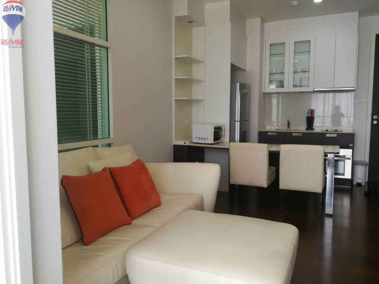 RE/MAX Properties Agency's FOR RENT 1 BED 43 SQM AT IVY THONGLOR 2