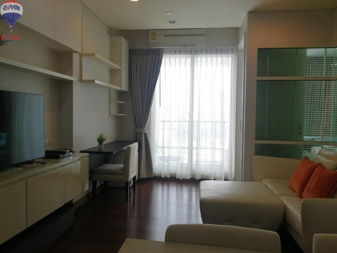 RE/MAX Properties Agency's FOR RENT 1 BED 43 SQM AT IVY THONGLOR 1