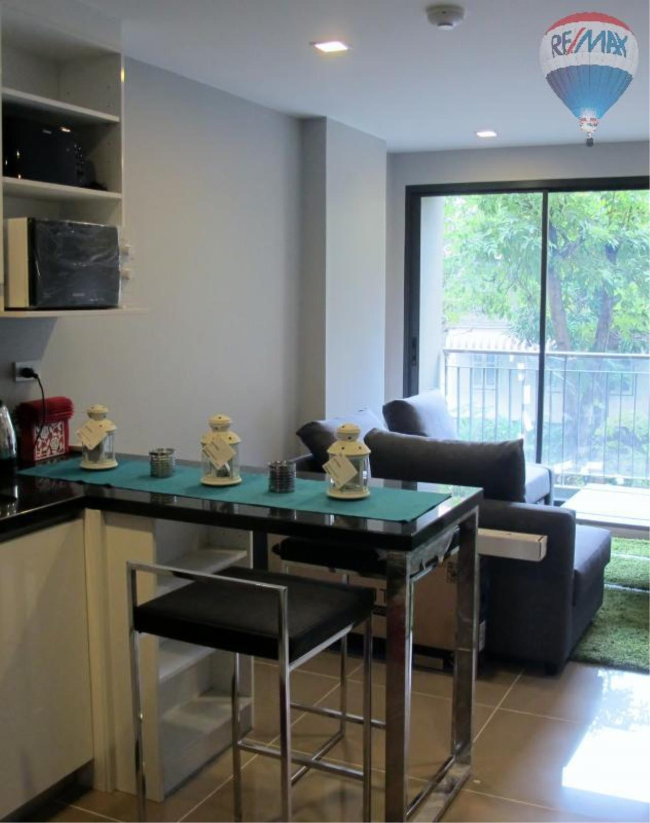 RE/MAX Properties Agency's 1 Bedroom 35 sq.m. for Rent at Miraj 12