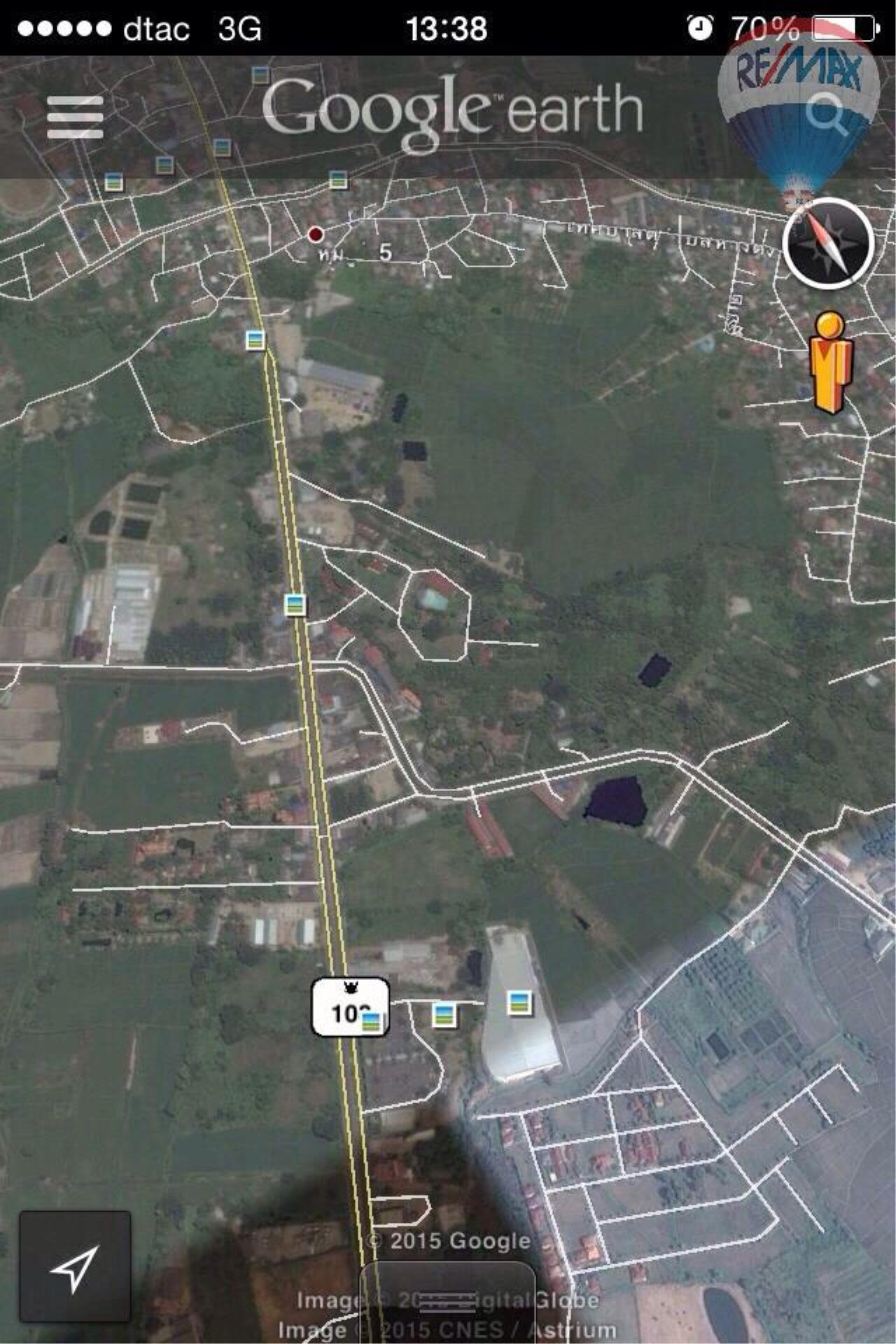 RE/MAX Properties Agency's Land in Chiang Mai 5 Rai for sale vey cheap 8