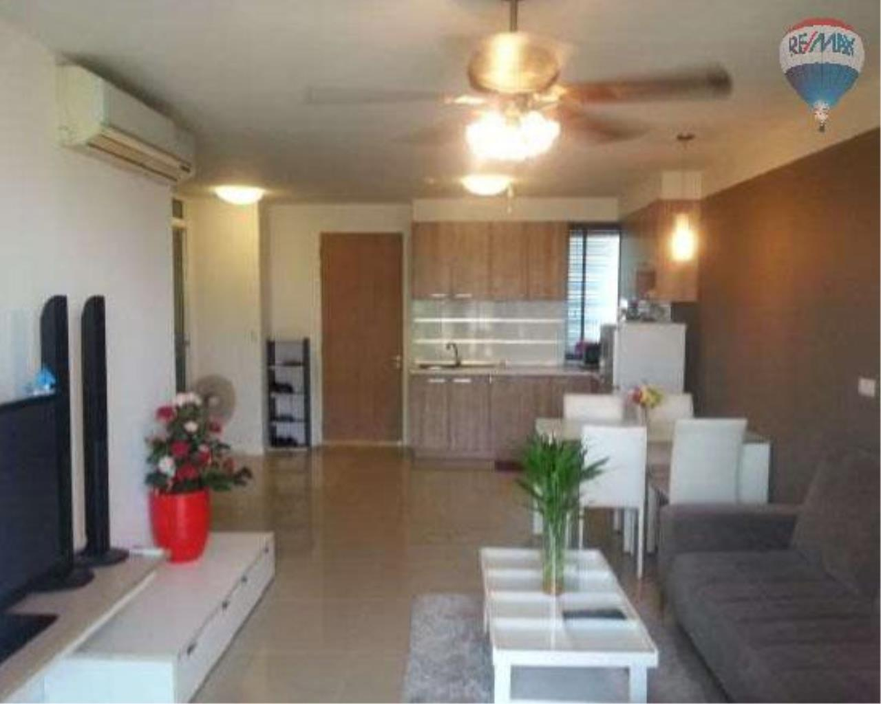 RE/MAX Properties Agency's 1 Bedroom 66 sq.m. for Rent at Haven Phaholyothin 2