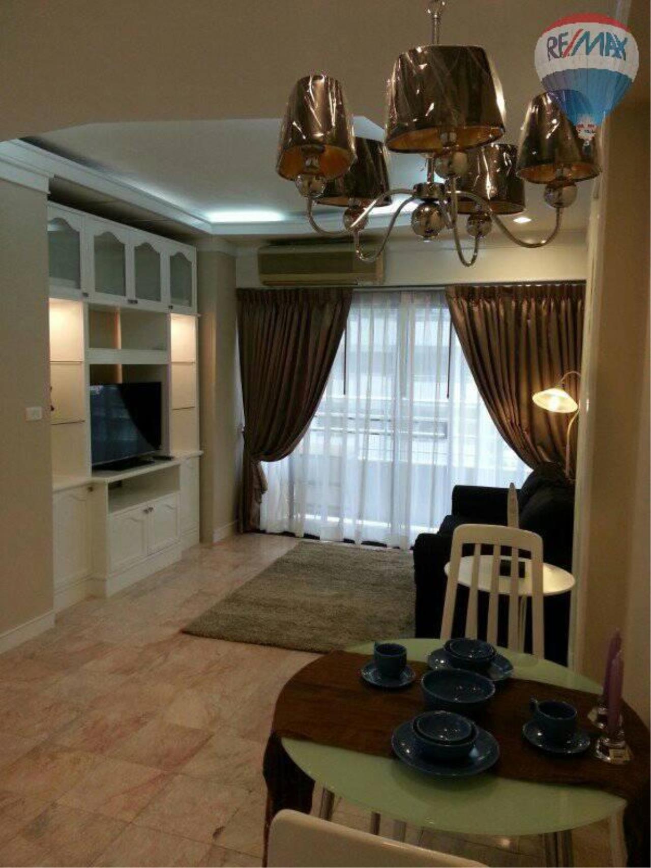 RE/MAX Properties Agency's 1 Bedroom 60 Sq.m for RENT at Saranjai Mansion,Sukhumvit Soi 4 (Nana) 11