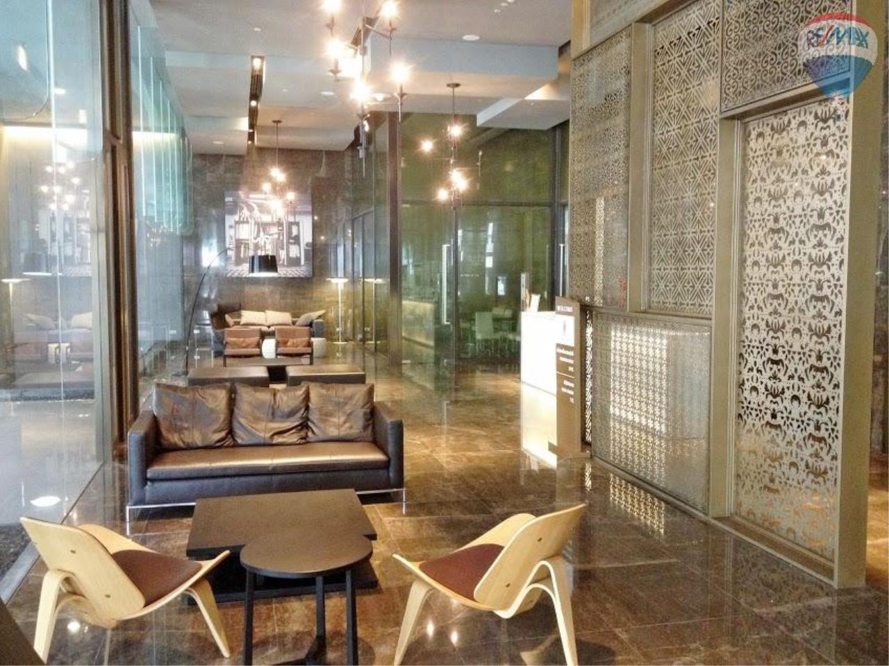 RE/MAX Properties Agency's HYDE Sukhumvit 13 - 2 Bedroom Apartment  1