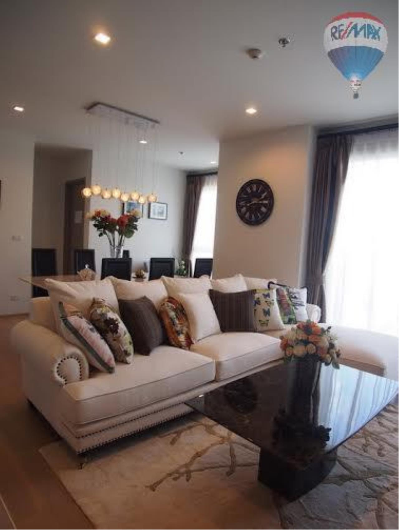 RE/MAX Properties Agency's 2 Bedrooms 100 Sq.M. in HQ by Sansiri for sale 19