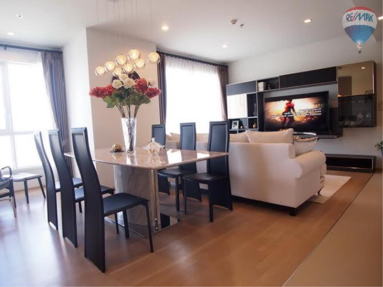 RE/MAX Properties Agency's 2 Bedrooms 100 Sq.M. in HQ by Sansiri for sale 21