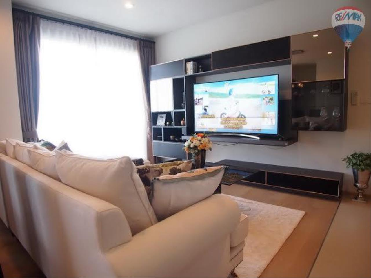 RE/MAX Properties Agency's 2 Bedrooms 100 Sq.M. in HQ by Sansiri for sale 4