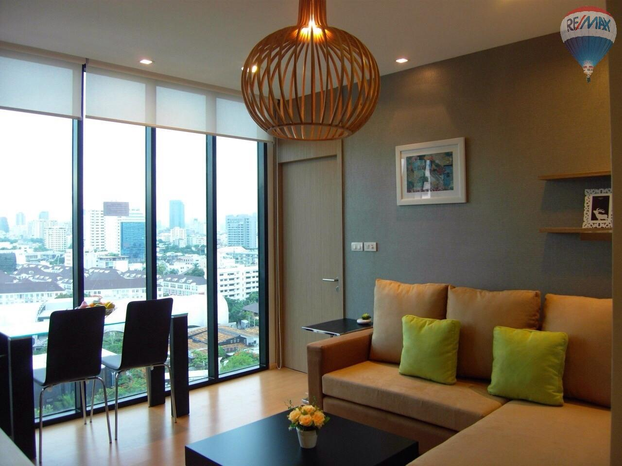 RE/MAX Properties Agency's Condominium for rent 1 bedrooms 40 Sq.m. at Alcove Condominium 4