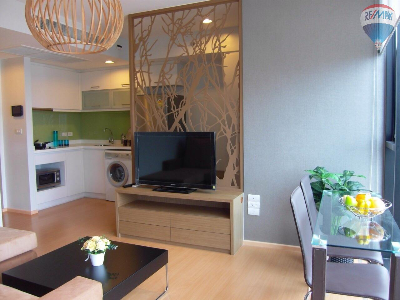RE/MAX Properties Agency's Condominium for rent 1 bedrooms 40 Sq.m. at Alcove Condominium 5
