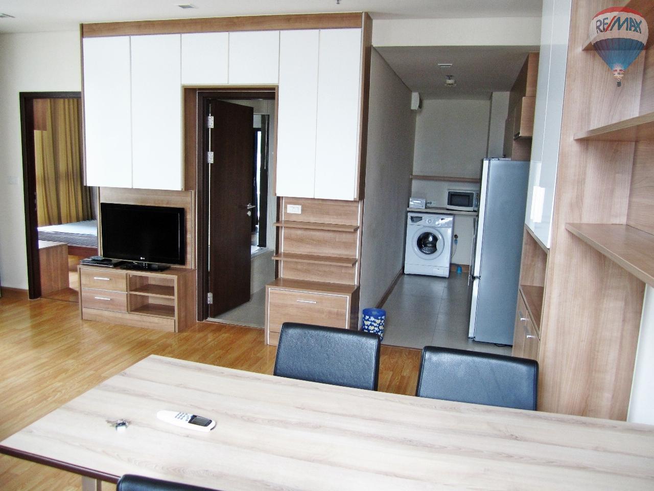 RE/MAX Properties Agency's Condominium for rent 1 bedroom 52 Sq.m. at Le Luk condominium  1