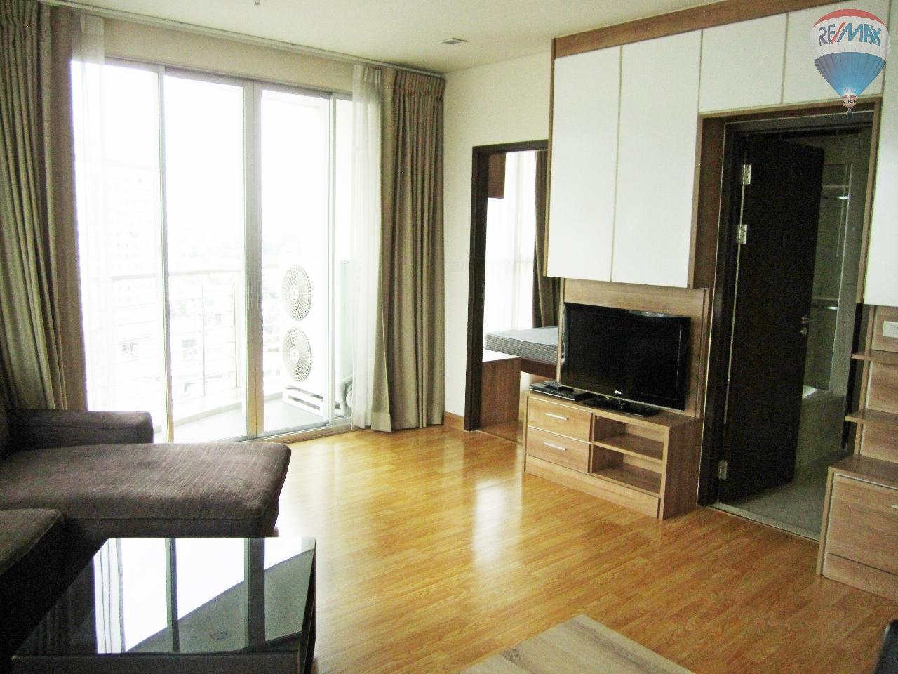 RE/MAX Properties Agency's Condominium for rent 1 bedroom 52 Sq.m. at Le Luk condominium  3