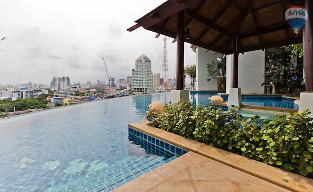 RE/MAX Properties Agency's Condominium for rent 1 bedroom 52 Sq.m. at Le Luk condominium  5
