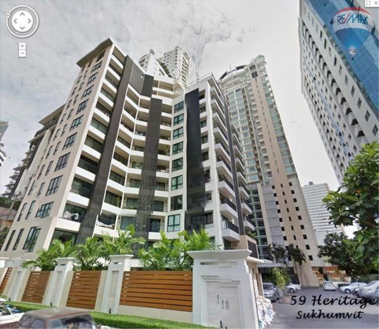 RE/MAX Properties Agency's Condominium for rent 2 bedrooms 81.26 Sq.m. at 59 Heritage 18