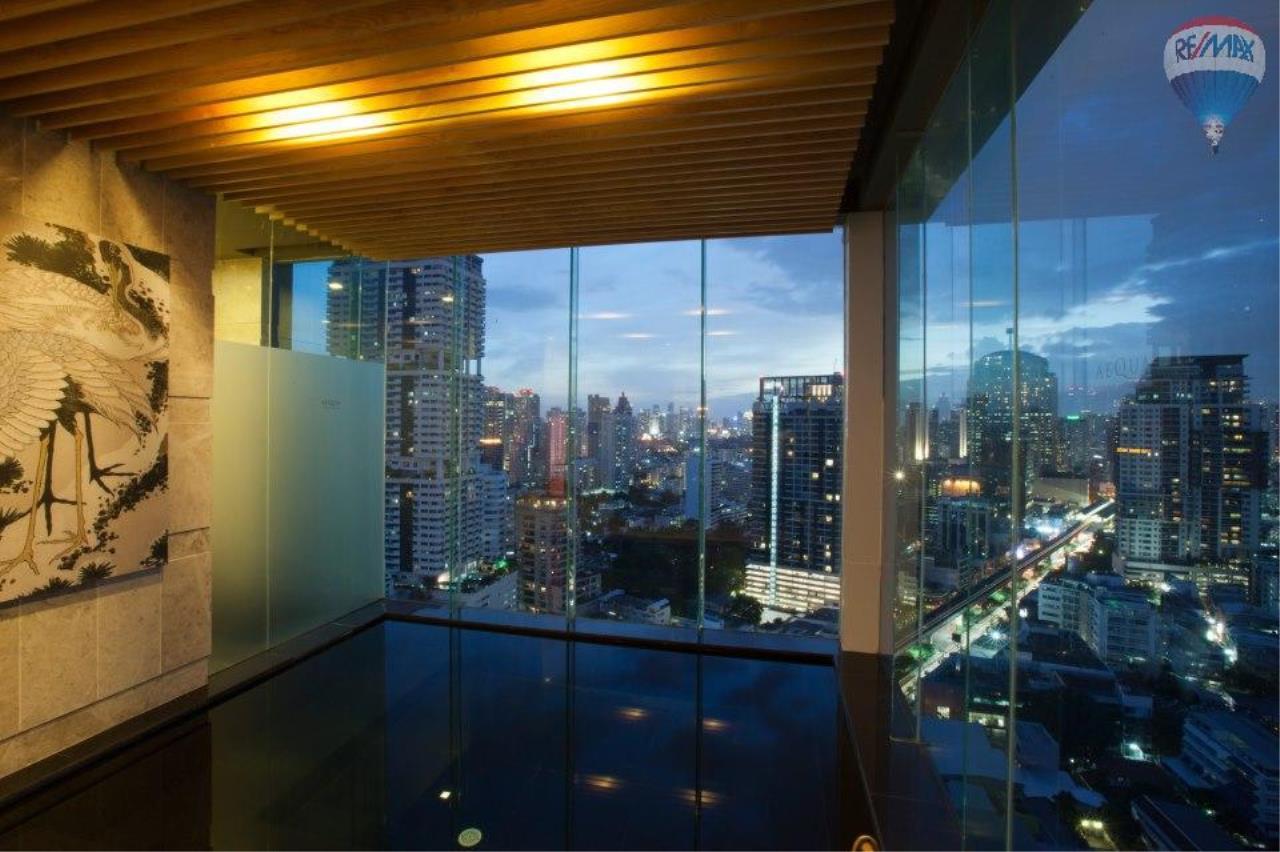 RE/MAX Properties Agency's Condominium for sale 1 bedroom 55.56 Sq.m. at Aequa 11