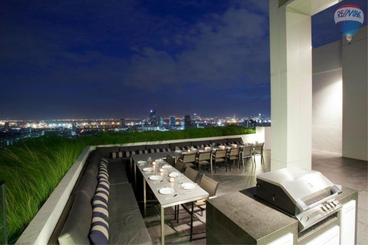 RE/MAX Properties Agency's Condominium for sale 1 bedroom 55.56 Sq.m. at Aequa 14