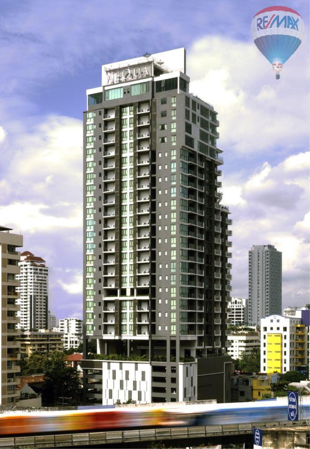 RE/MAX Properties Agency's Condominium for sale 1 bedroom 55.56 Sq.m. at Aequa 16