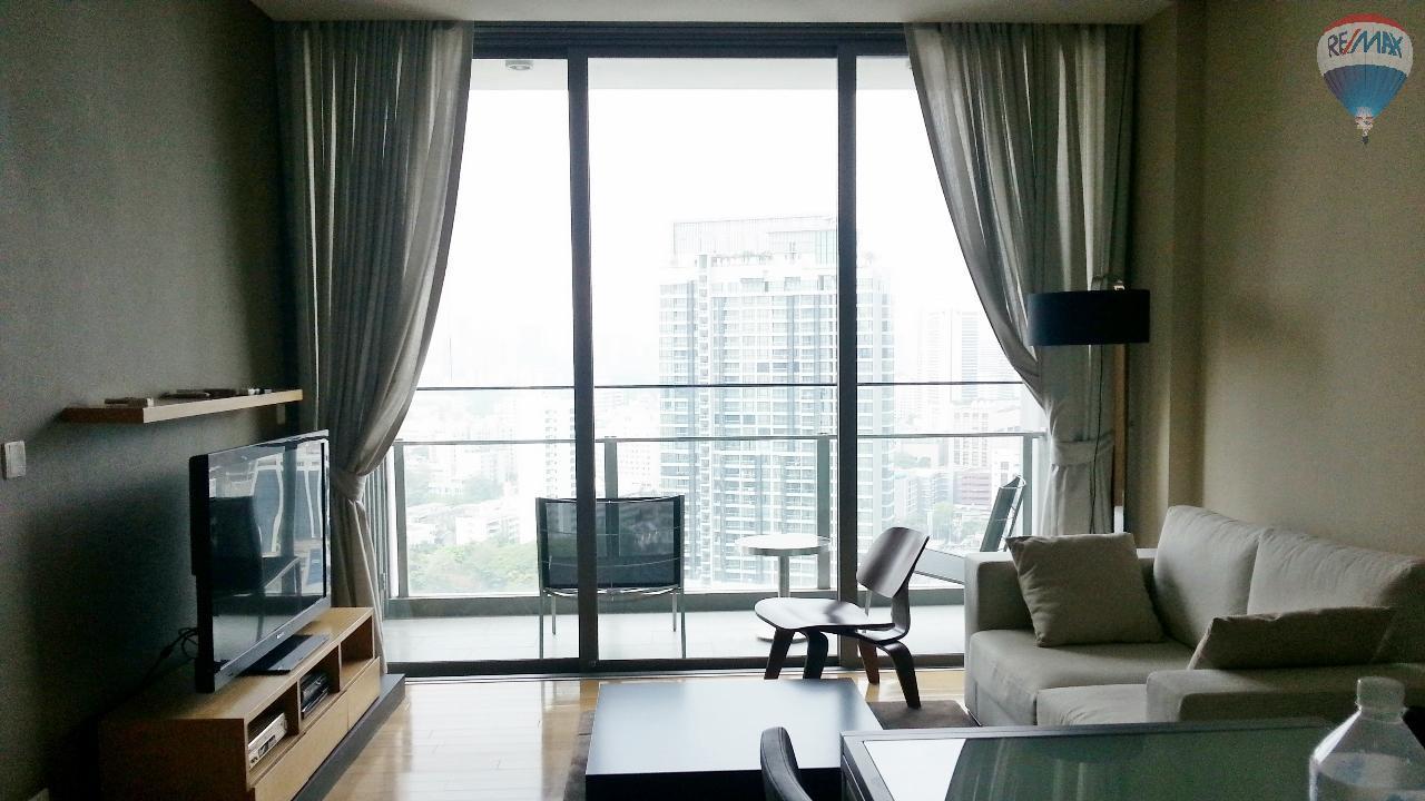 RE/MAX Properties Agency's Condominium for sale 1 bedroom 55.56 Sq.m. at Aequa 5