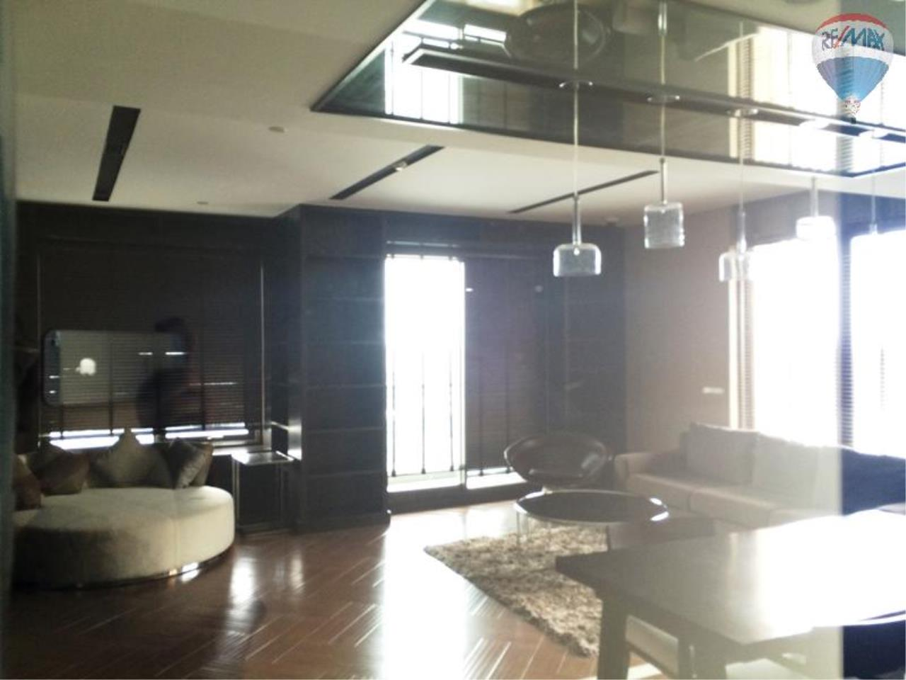 RE/MAX Properties Agency's Condo for RENT 2B/2B on Asoke, 86 sq.m., good view close to Airport link 16