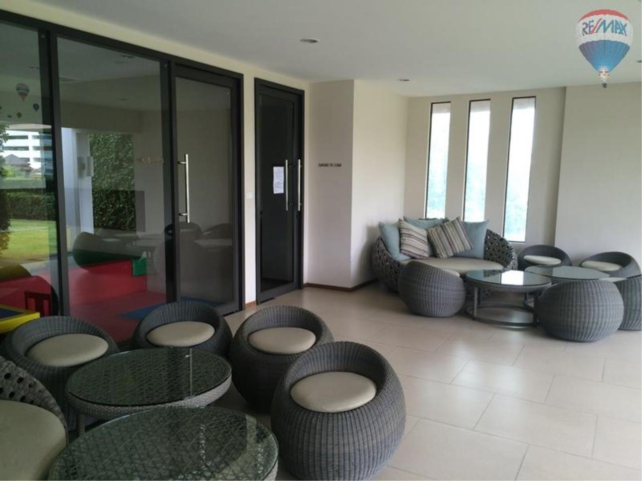 RE/MAX Properties Agency's Condo for RENT 2B/2B on Asoke, 86 sq.m., good view close to Airport link 23